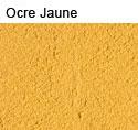 enduit argile ocre jaune