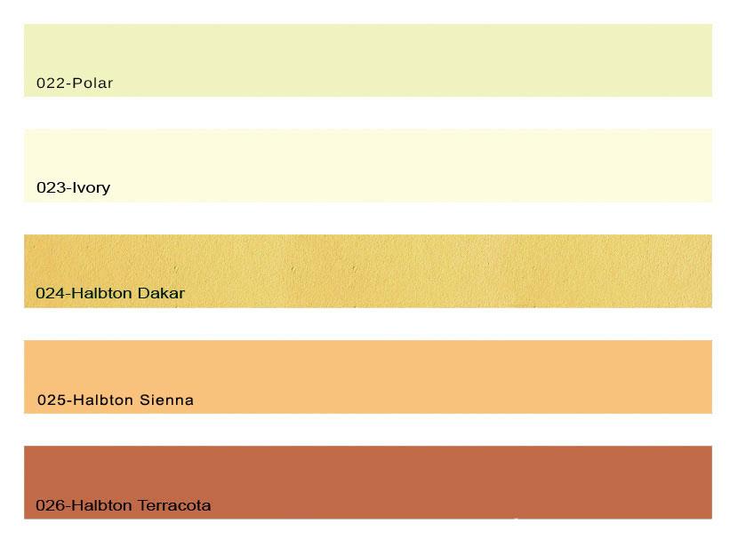 Couleurs peinture argile 125 teintes 100 naturelles commandez votre nuancier sur notre for Peinture satinee couleur