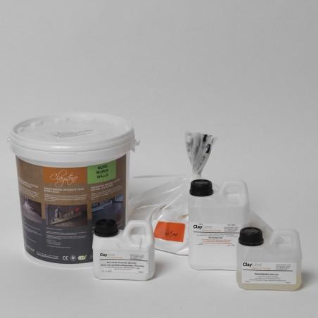 Mini kit Claystone - MURS