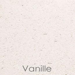Enduit fin à l'argile, teinte vanille