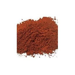 Pigment minéral, teinte: Ocre abricot