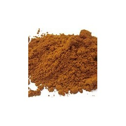 Pigment minéral, teinte: sahara