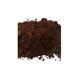 Pigment minéral, teinte: terre brune