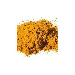 Pigment minéral, teinte: terre jaune CR