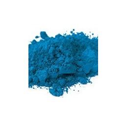Pigment oxyde synthétique, teinte: Bleu déco (oxyde de cobalt)