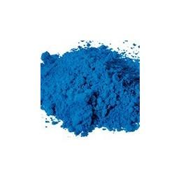 Pigment oxyde synthétique, teinte: Bleu lumière déco (Oxyde de Cobalt)