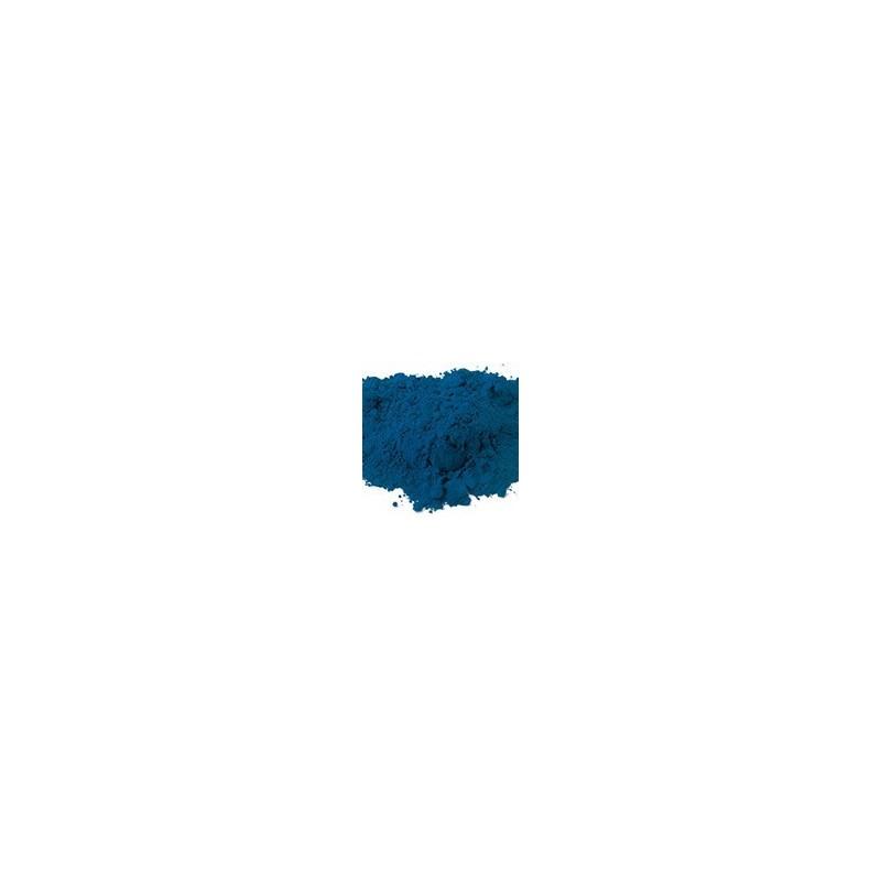 Pigments synthétiques organiques: Bleu phtalo déco