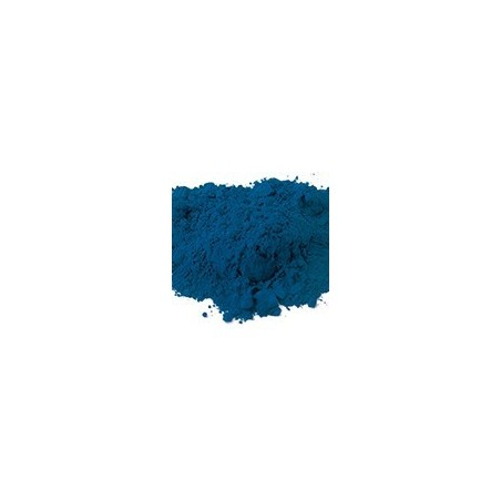 Bleu phtalo déco