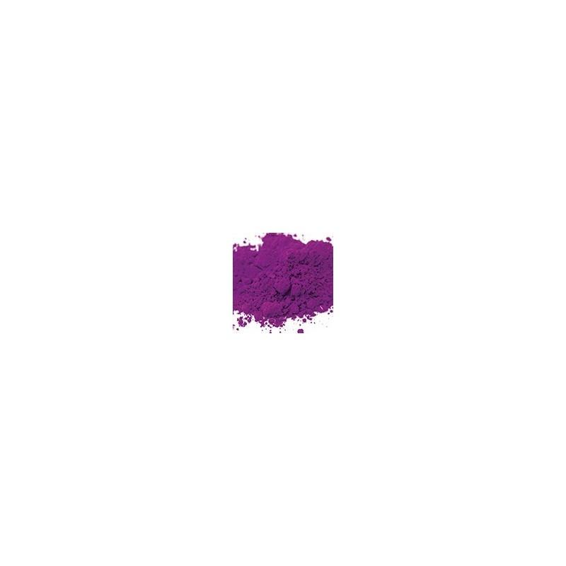 Pigments synthétiques organiques: Carmin violet