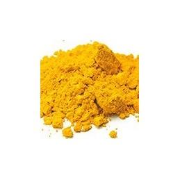 Pigments synthétiques organiques: Jaune bouton d'or déco