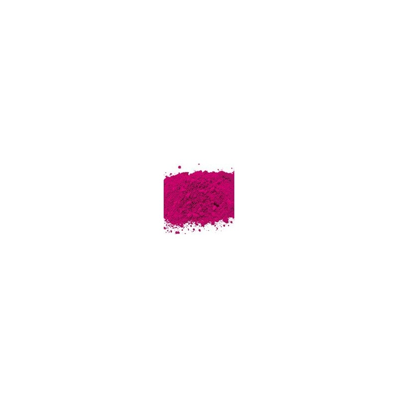 Pigments synthétiques organiques: Rose magenta