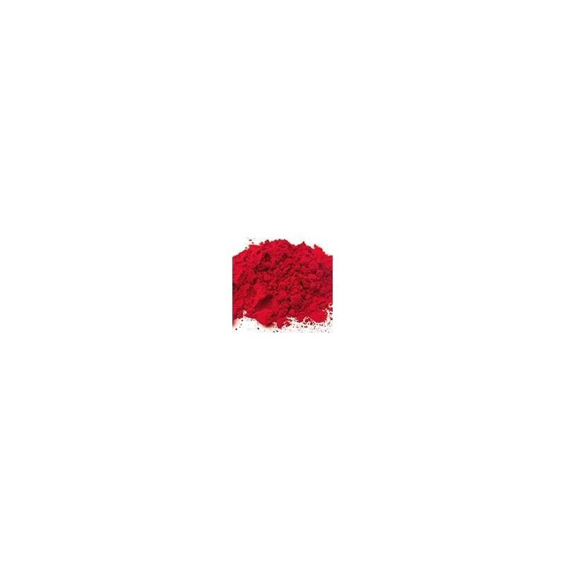 Pigments synthétiques organiques: Rouge géranium