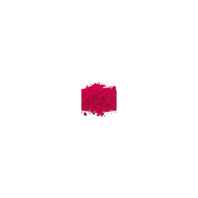 Pigments synthétiques organiques: Rouge laqué fushia