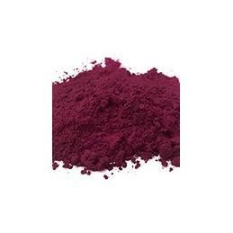 Pigments synthétiques organiques: Rouge rubis foncé