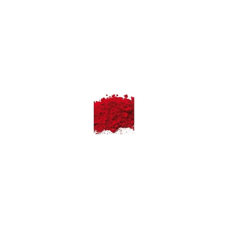 Pigments synthétiques organiques: Rouge vermeil déco
