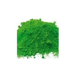 Pigments synthétiques organiques: Vert de Syrie