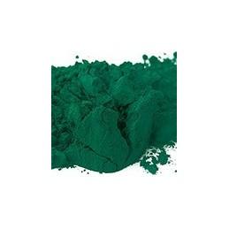 Pigments synthétiques organiques: Vert phtalo déco