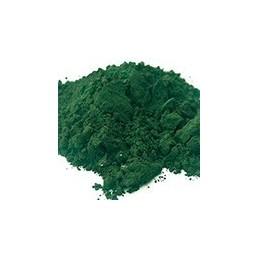 Pigments synthétiques organiques: Vert wagon