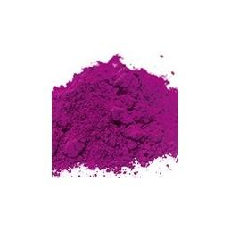 Pigments synthétiques organiques: Violet lumière