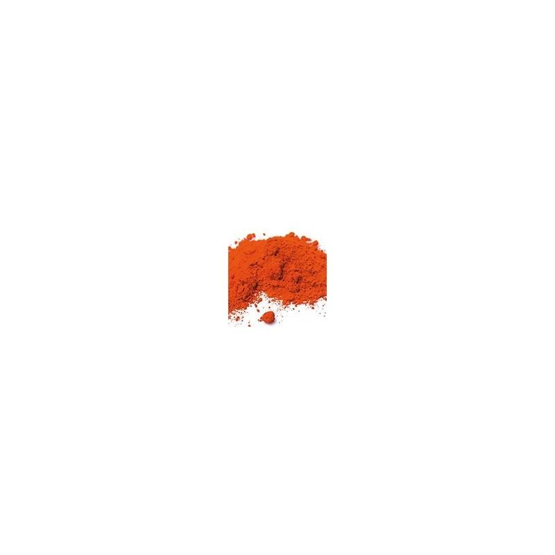 Pigments de cadmium et autres: Orange cadmium