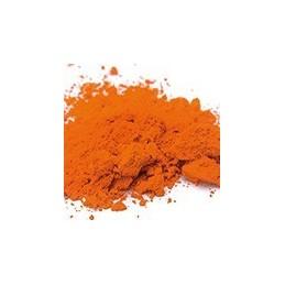Pigments de cadmium et autres: Orange valencien cadmium