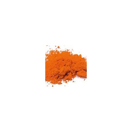 Orange valencien cadmium