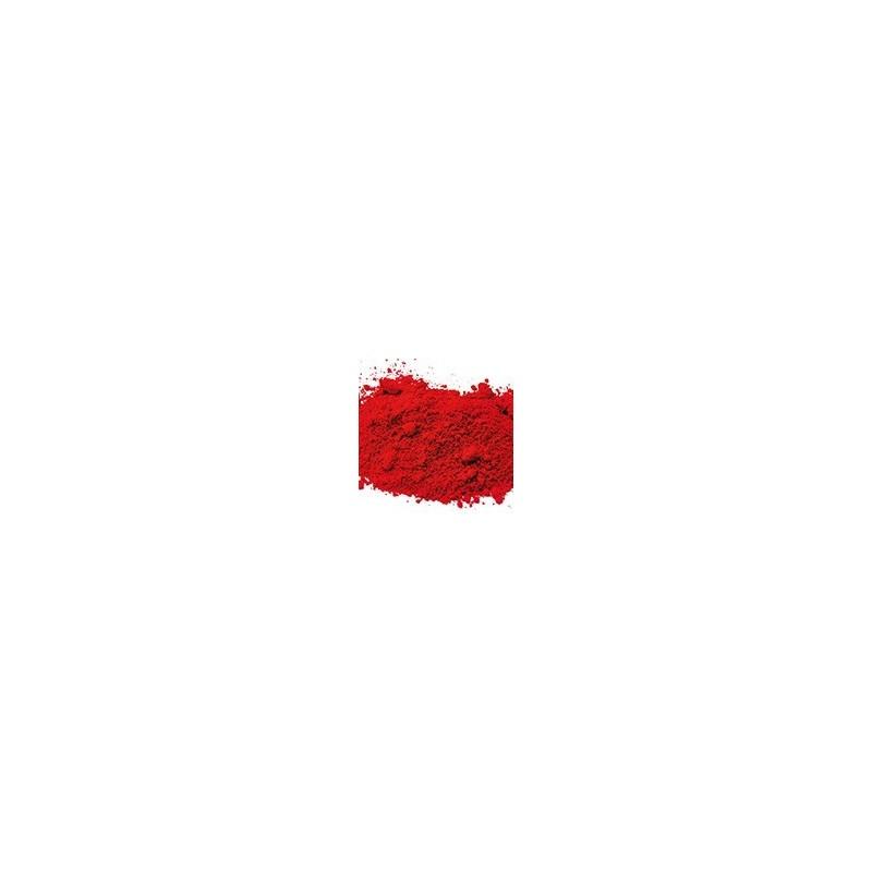 Pigments de cadmium et autres: Rouge écarlate cadmium