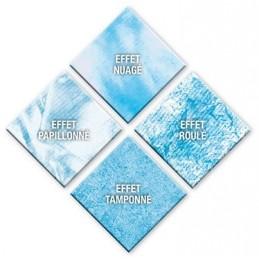 Effets possibles avec le Gel glacis