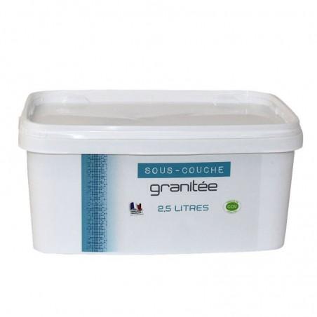 Sous-couche acrylique granitée 2,5 L