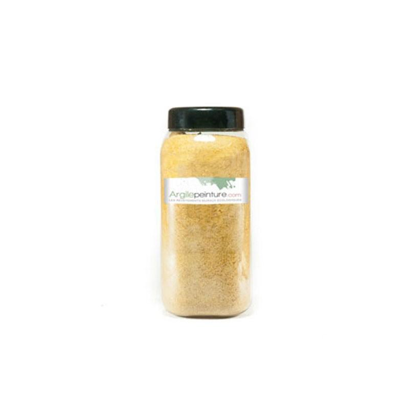 Gomme laque décirée blanche (poudre)