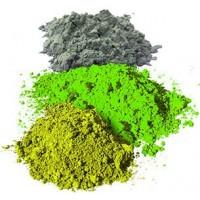 Pigments cadmium et autres