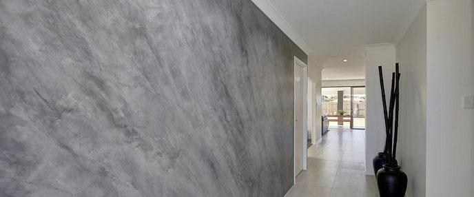 Stuc gris